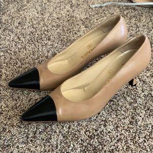 Chanel heel